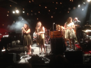 The Unthanks star