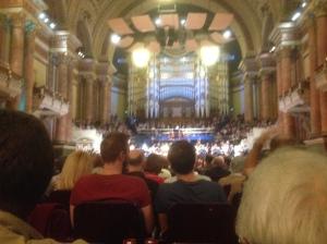 Thrilling concert